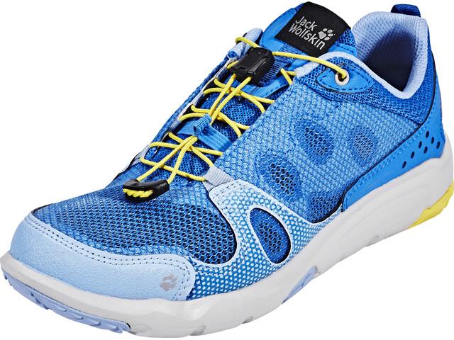 Jack Wolfskin Monterey Air Low Shoes Women cool water